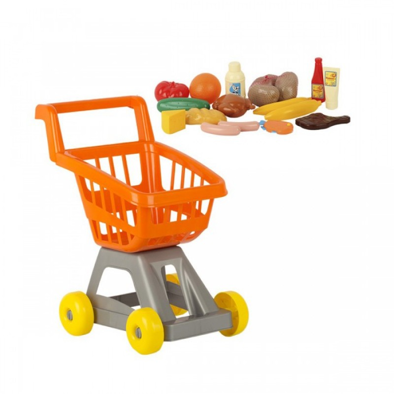 Стром Тележка для супермаркета с продуктами