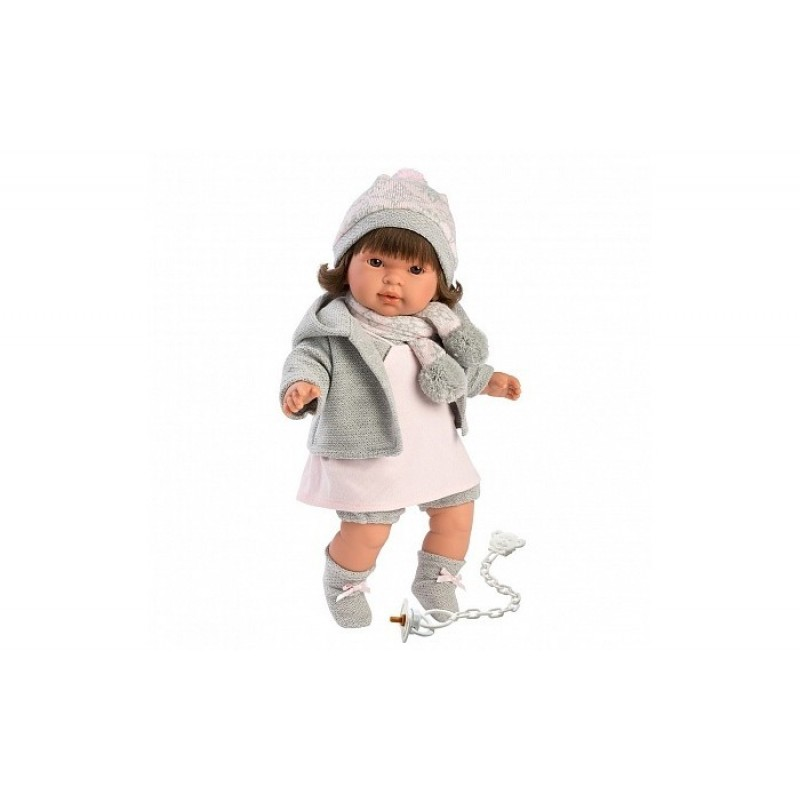Llorens Кукла Пиппа 42 см со звуком