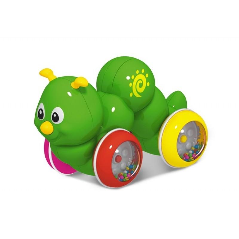 Каталка-игрушка Стеллар Покатушка Гусеница