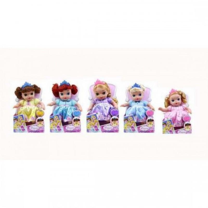 Junfa Кукла Маленькая принцесса 19 см