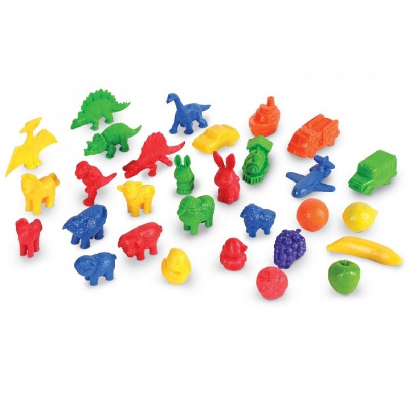 Learning Resources Развивающая игрушка Учимся сортировать