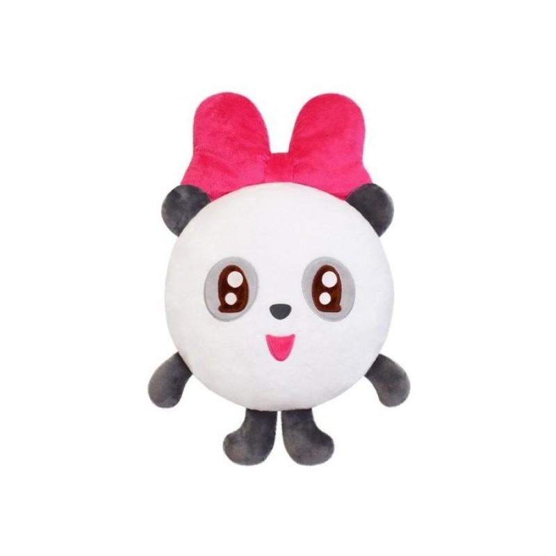 Мягкая игрушка Мякиши Подушка Малышарики Пандочка