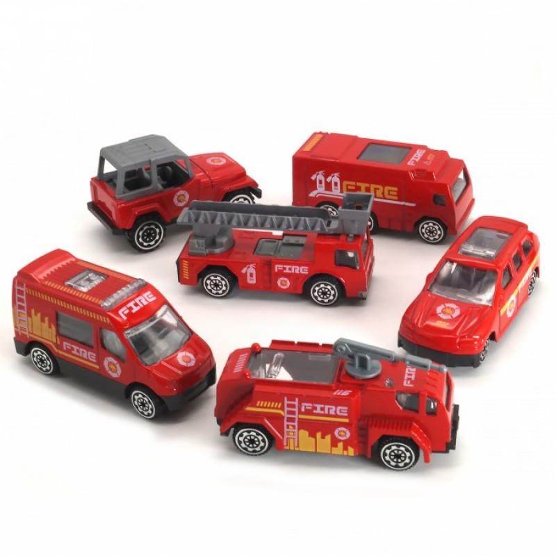 HK Industries  Игровой набор пожарный