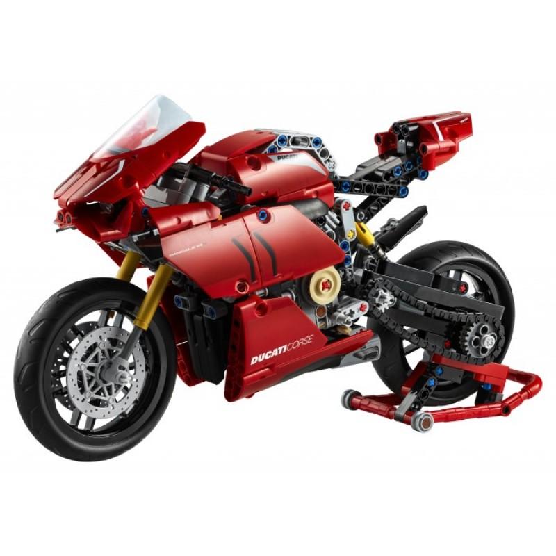 Конструктор Lego Ducati Panigale V4 R