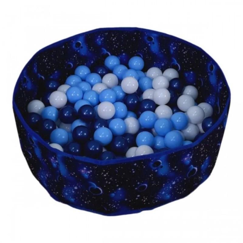 Hotenok Сухой бассейн Космический полет с шариками