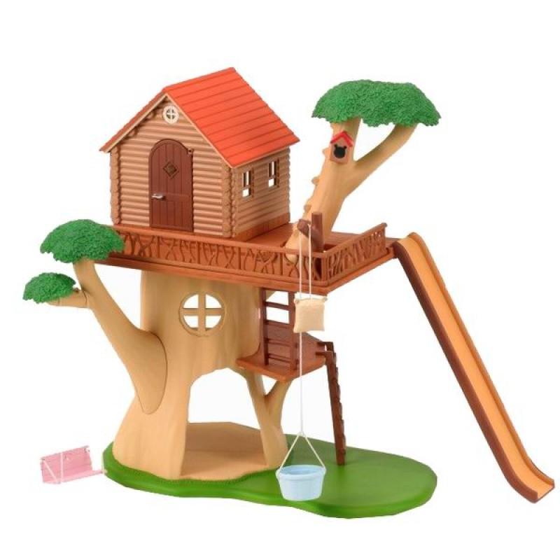 Sylvanian Families Кукольный домик Дерево-дом