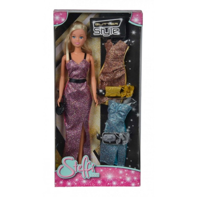 Steffi Кукла сверкающий стиль