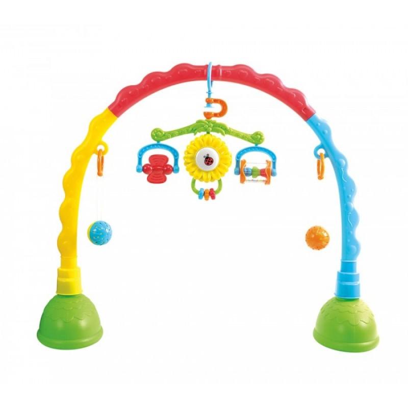 Развивающая игрушка Playgo Центр-дуга с подвесками