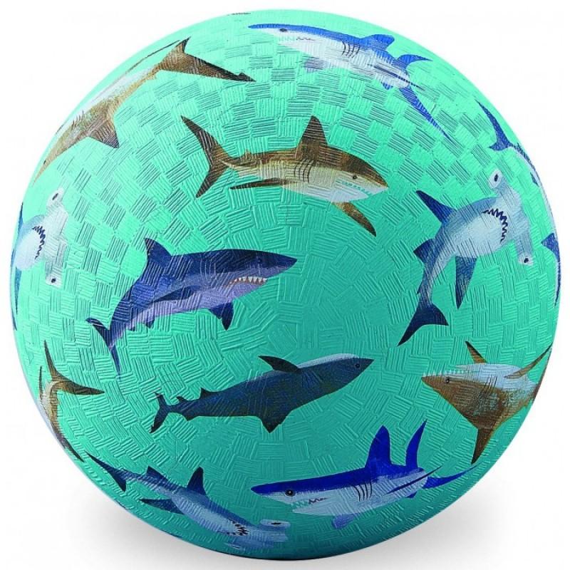 Crocodile Creek Мяч Акулы 13 см