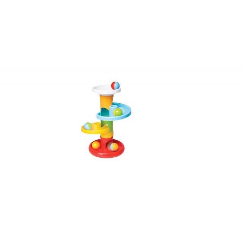Развивающая игрушка Parkfield Башня с цветными мячиками