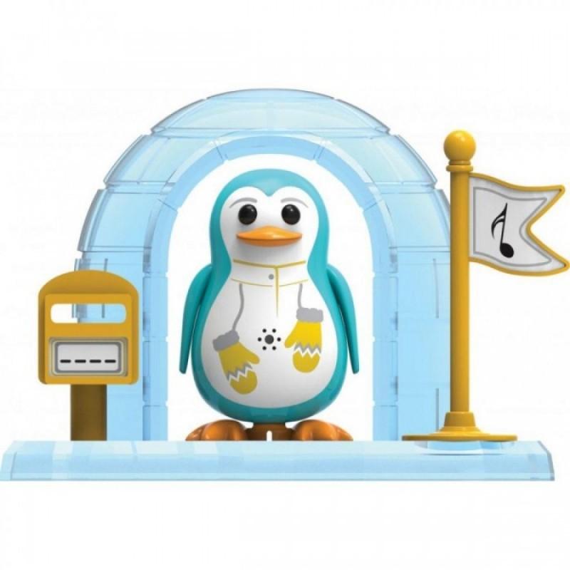 Интерактивная игрушка Digibirds Пингвин в домике