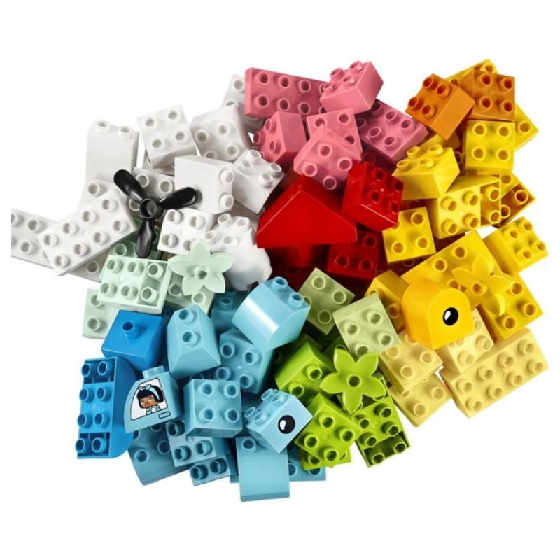 Конструктор Lego Duplo Шкатулка-сердечко