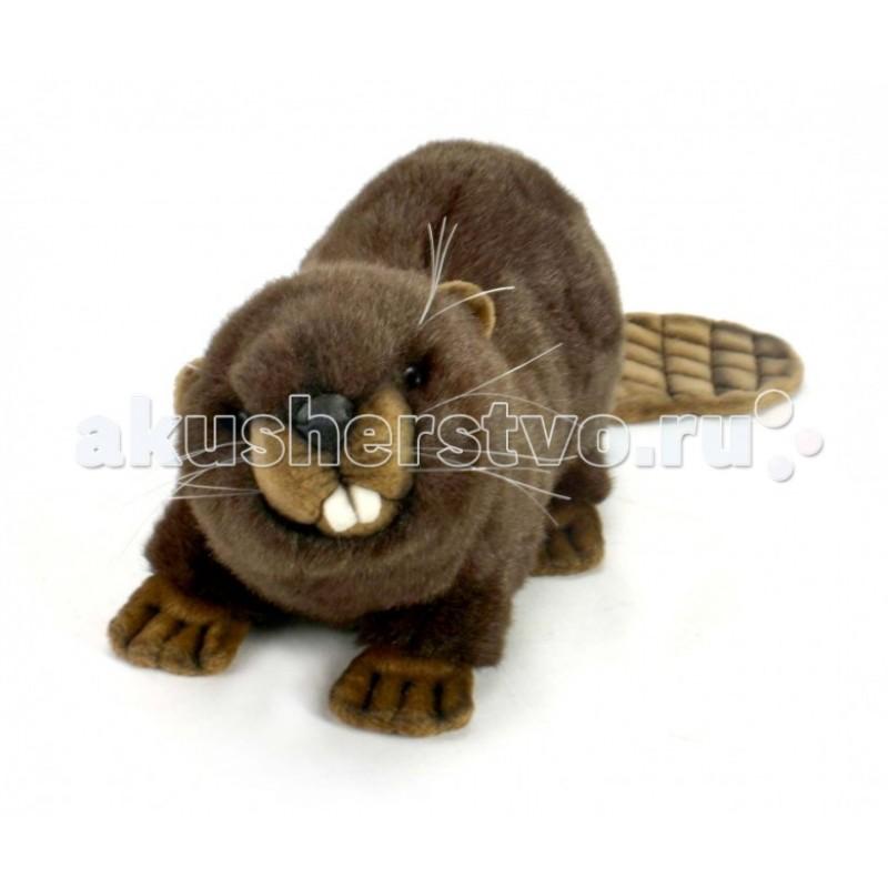 Мягкая игрушка Hansa Бобёр 32 см