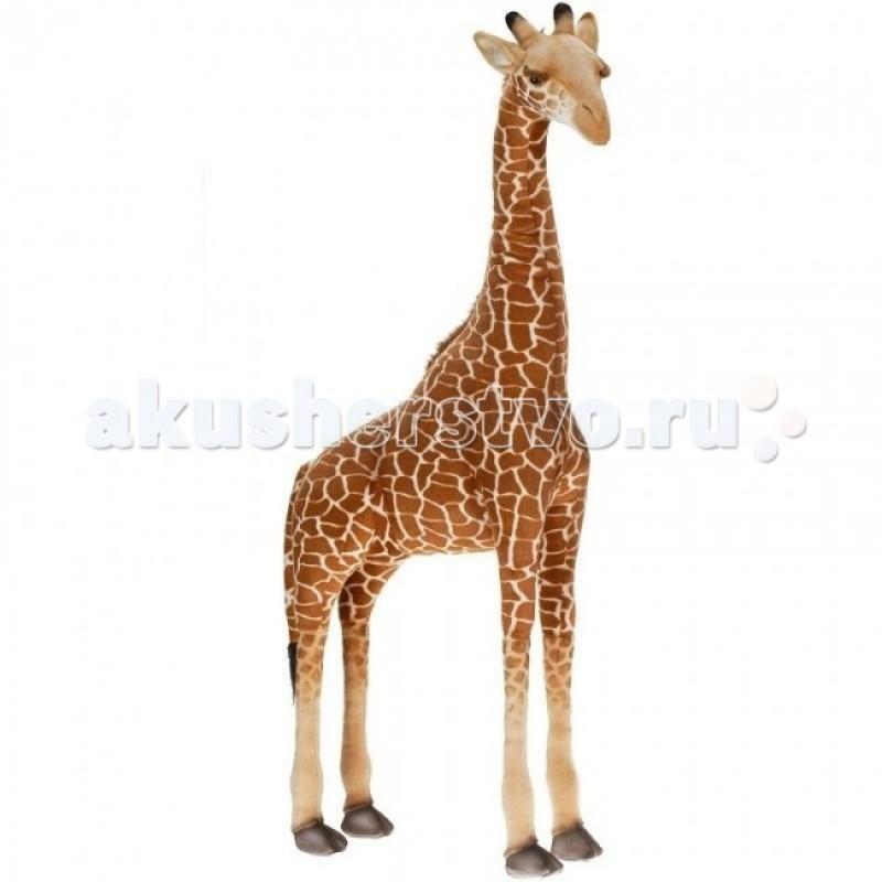 Мягкая игрушка Hansa Жираф 70 см