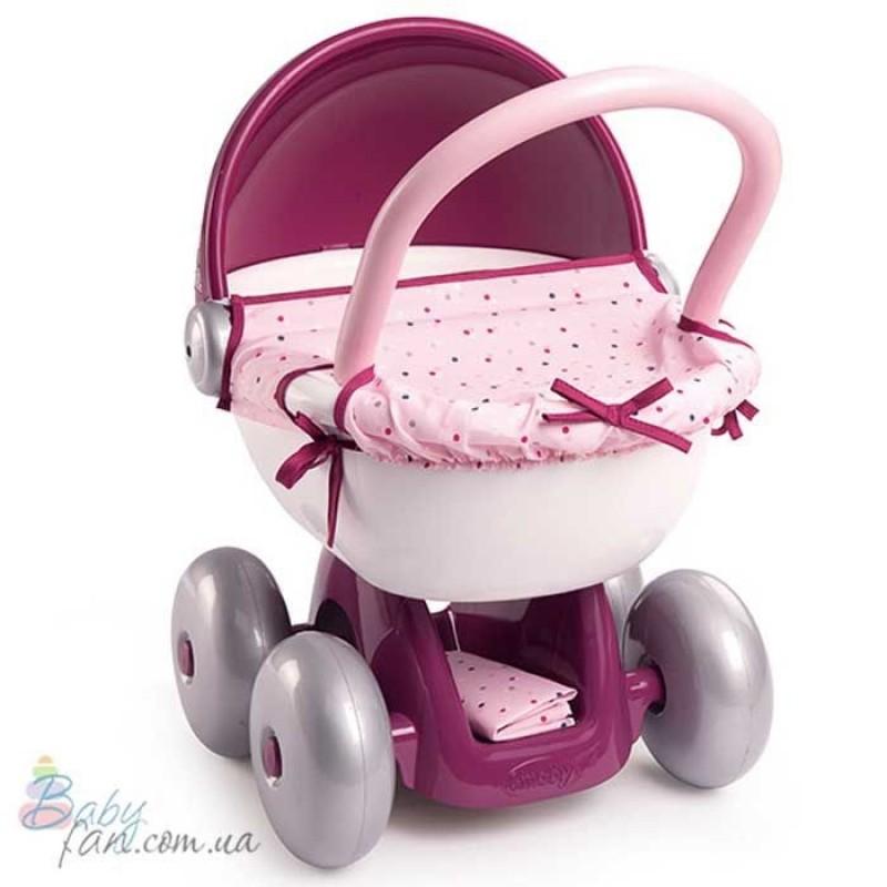 Коляска для куклы Smoby Baby Nurse