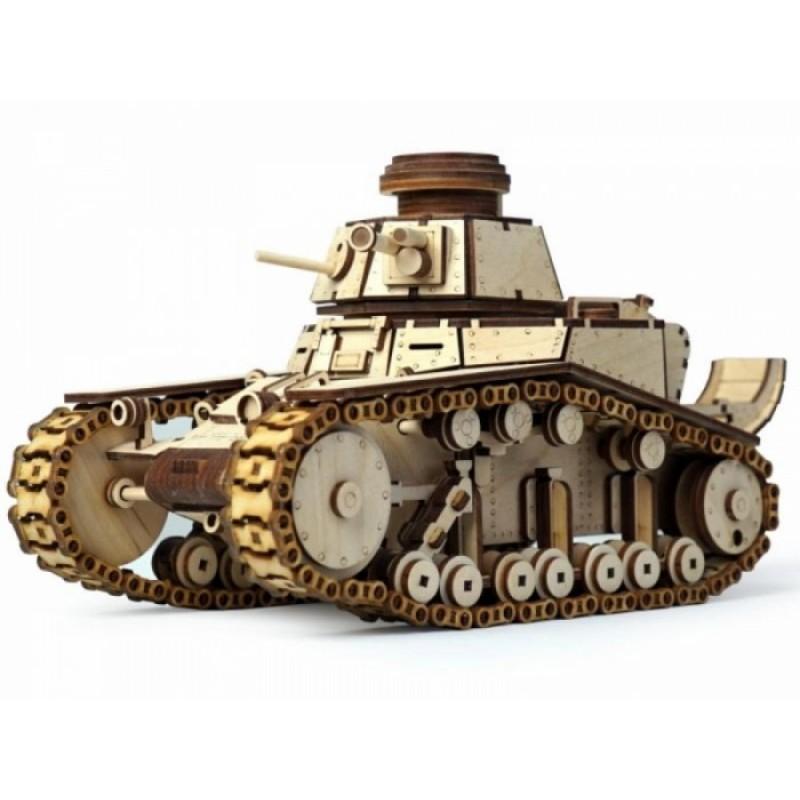 Lemmo Танк МС-1 (574 детали)