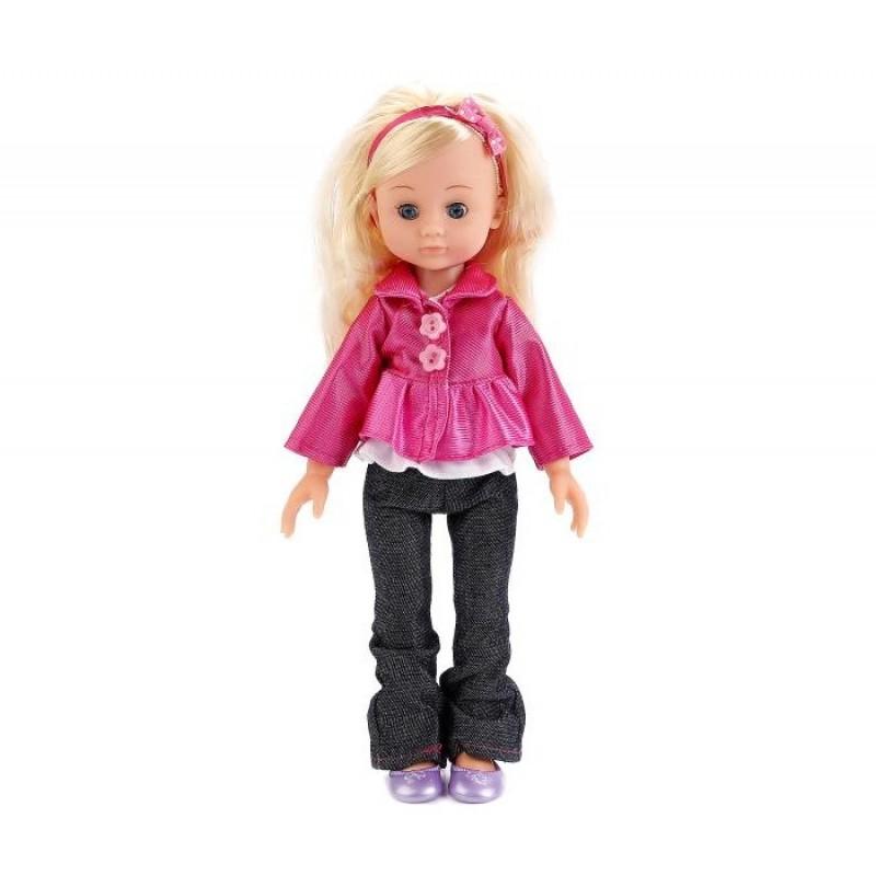 Карапуз Кукла Полина 33 см