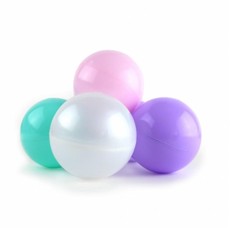 ILGC-group Набор шаров для сухого бассейна Pastel 150 шт. 008368