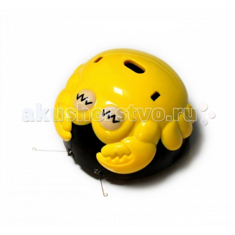 Интерактивная игрушка Bradex Весёлый бегун Краб