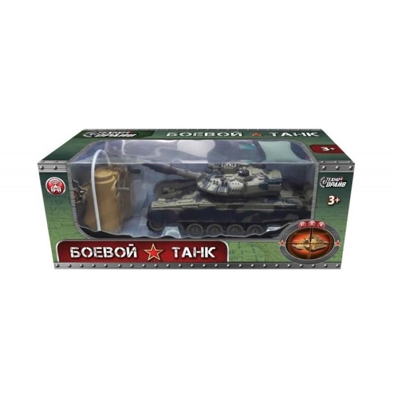 Играем вместе Боевой танк на радиоуправлении