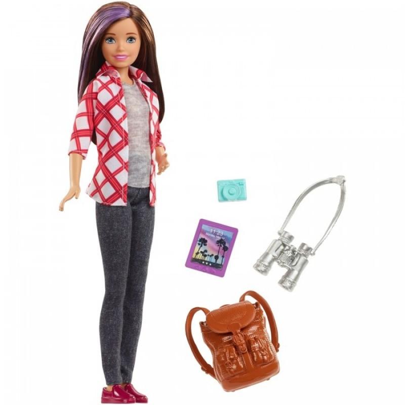 Barbie Кукла Скиппер FWV17