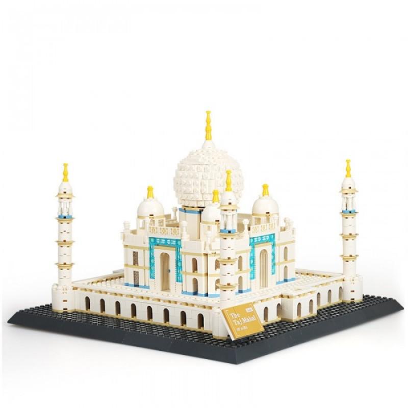 Wange Шедевры мировой архитектуры Тадж-Махал (1505 элементов)