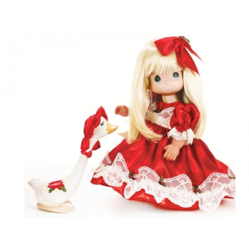 Precious Кукла Рождество 30 см