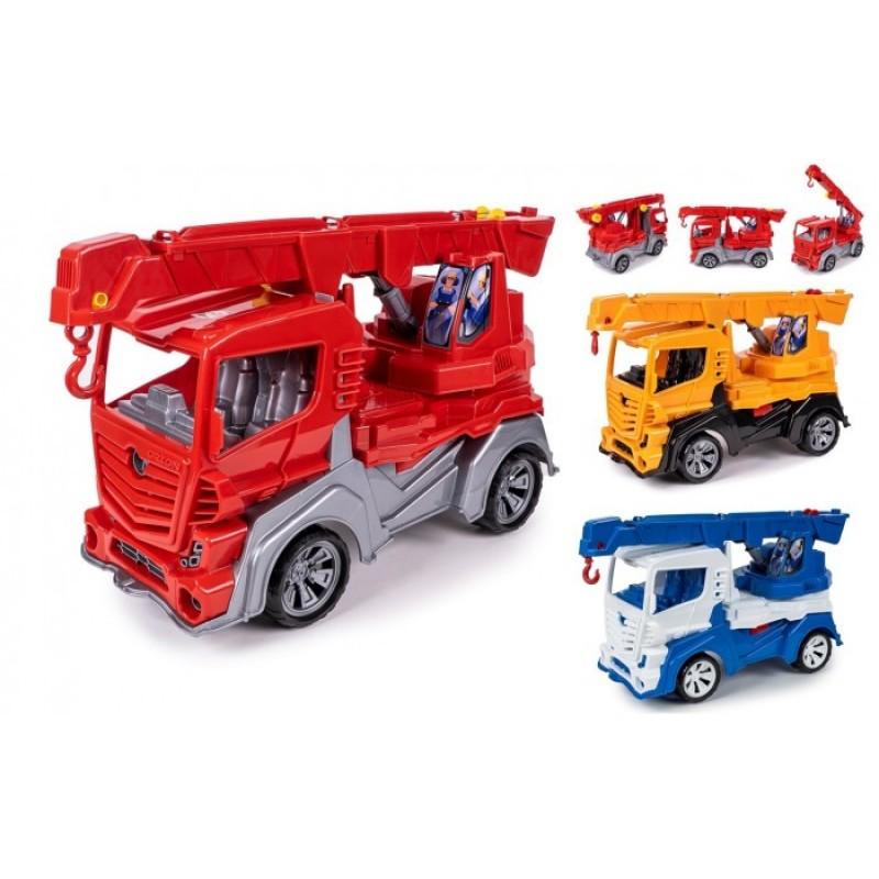 Orion Toys Автомобиль FS1 Автокран