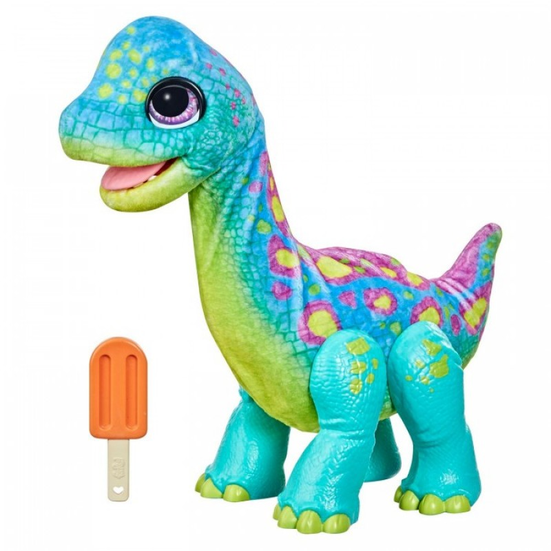 Интерактивная игрушка FurReal Friends Малыш Динозавр