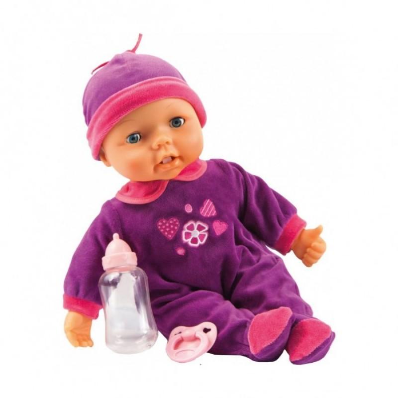 Bayer Интерактивная кукла Мой первый зубик 38 см