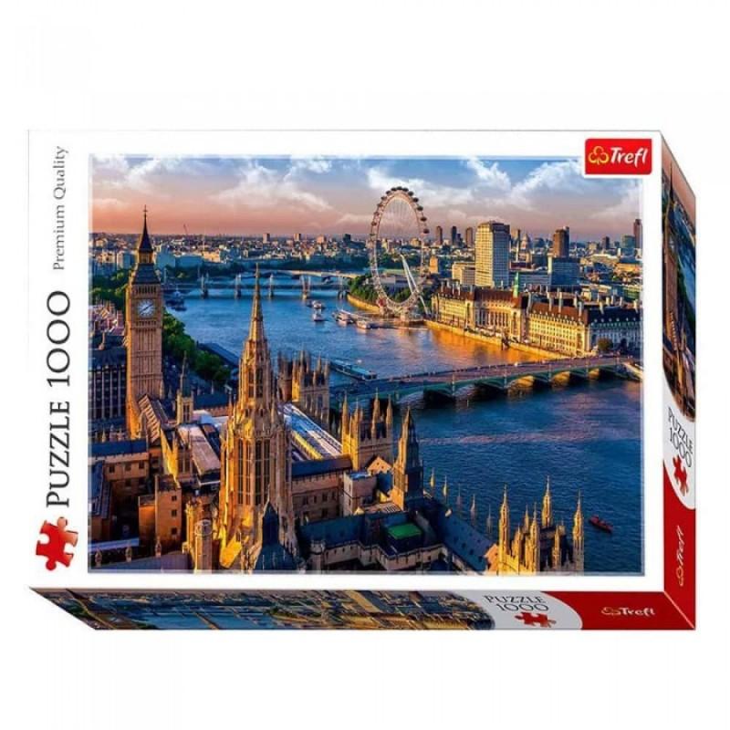 Trefl Пазлы Лондон (1000 элементов)