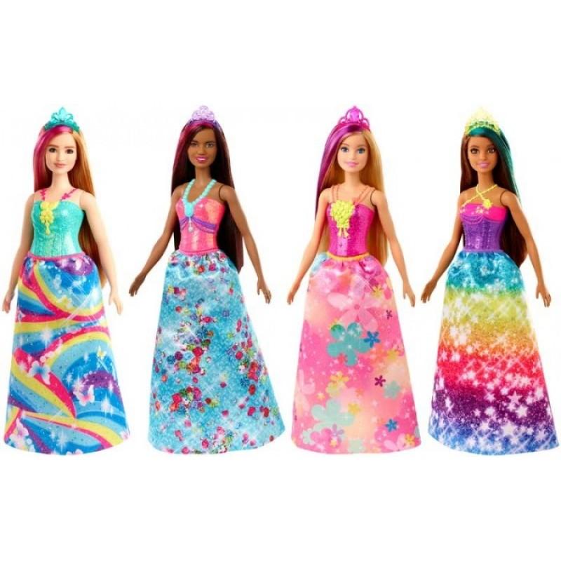 Barbie Кукла Принцесса GJK12