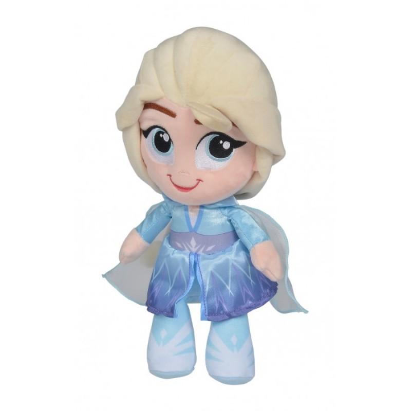 Мягкая игрушка Nicotoy Эльза Холодное сердце-2 25 см