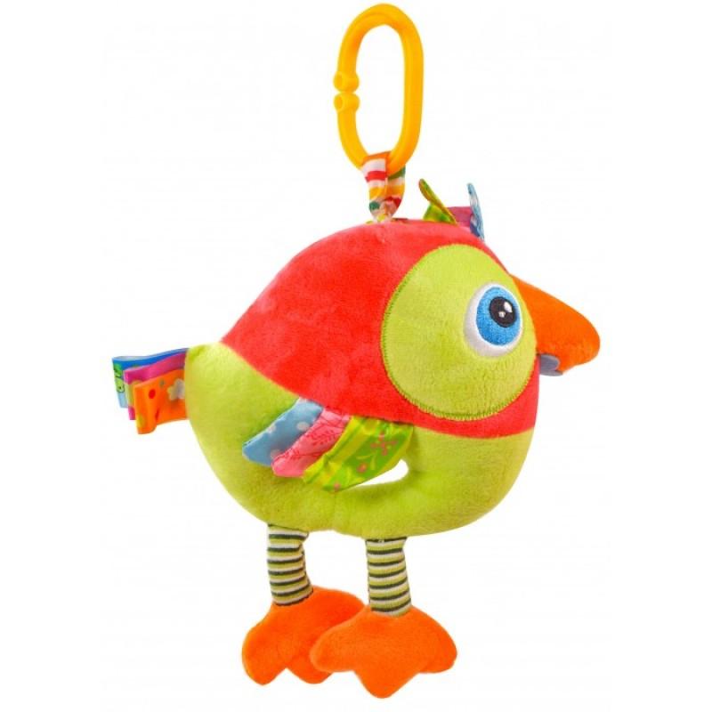 Подвесная игрушка Forest kids Попугай Музыкальная