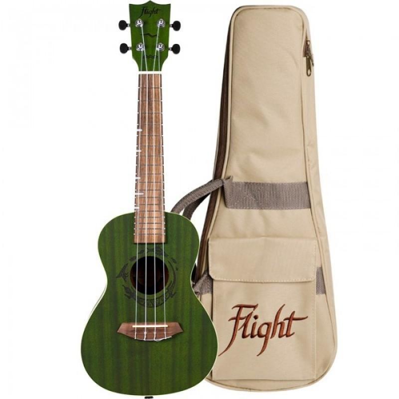 Музыкальный инструмент Flight Укулеле концерт