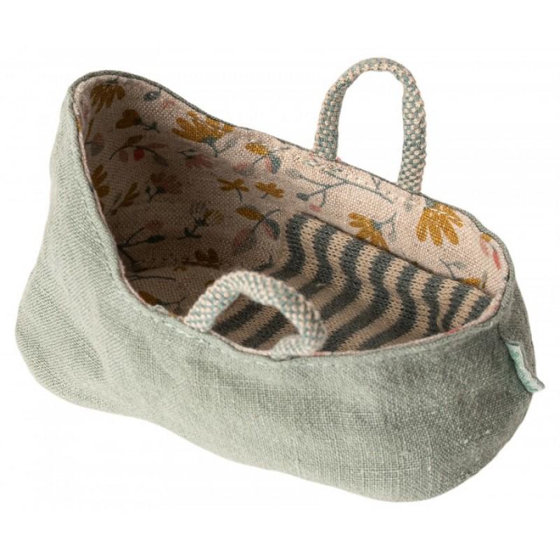 Maileg Переносная люлька для новорожденных