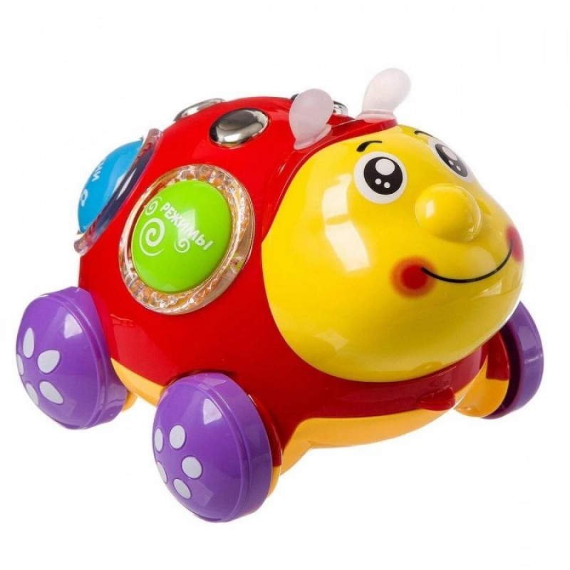 Play Smart Детский развивающий Чудо-жук