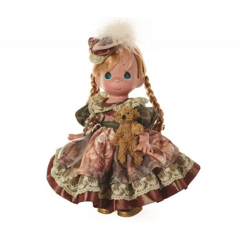 Precious Кукла Ты мое сокровище рыжая 30 см