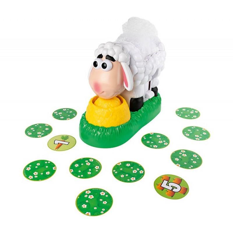 Spin Master Настольная игра Чихающая овечка
