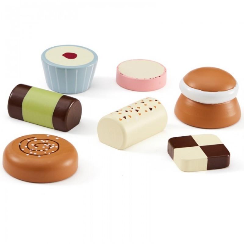 Kid's Concept Набор игрушечных шведских сладостей Fika