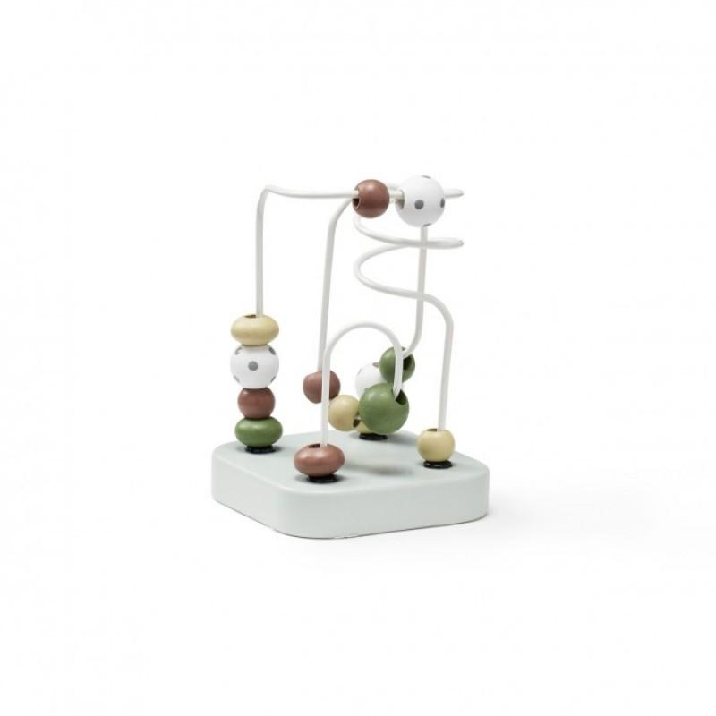 Деревянная игрушка Kid's Concept развивающая Лабиринт мини Edvin