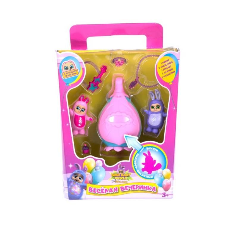 1 Toy Игровой набор Веселая вечеринка Карнавал Bush Baby