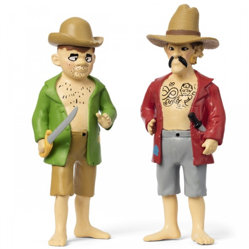 Micki Набор кукол для домика Пеппи Пираты
