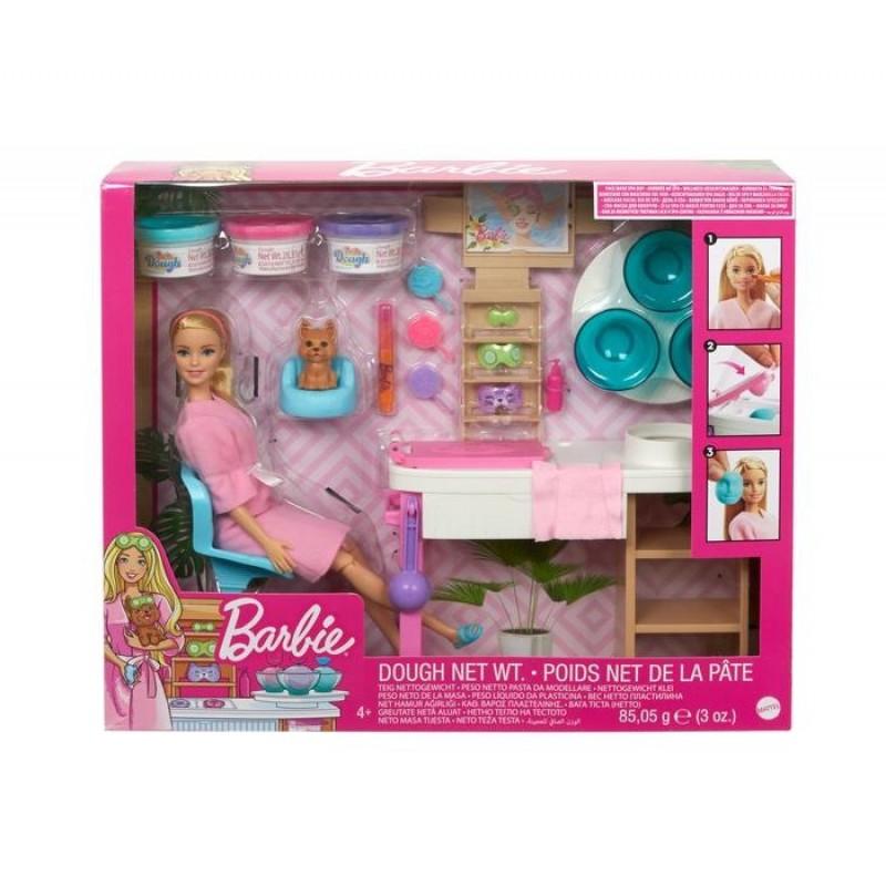 Barbie Игровой набор СПА