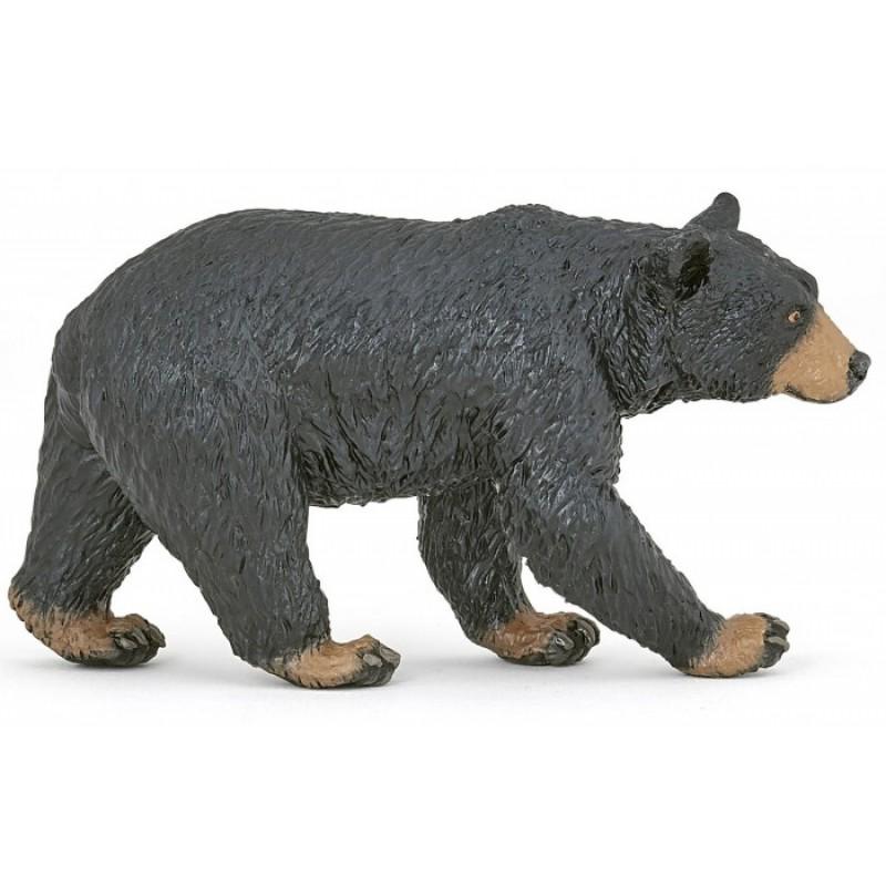 Papo Американский черный медведь