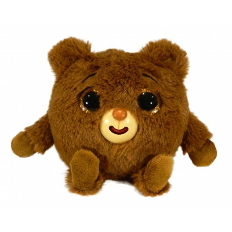Мягкая игрушка 1 Toy Дразнюка-Zoo Медвежонок 13 см