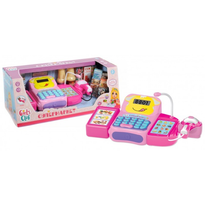 Girls Club Набор Супермаркет IT105361