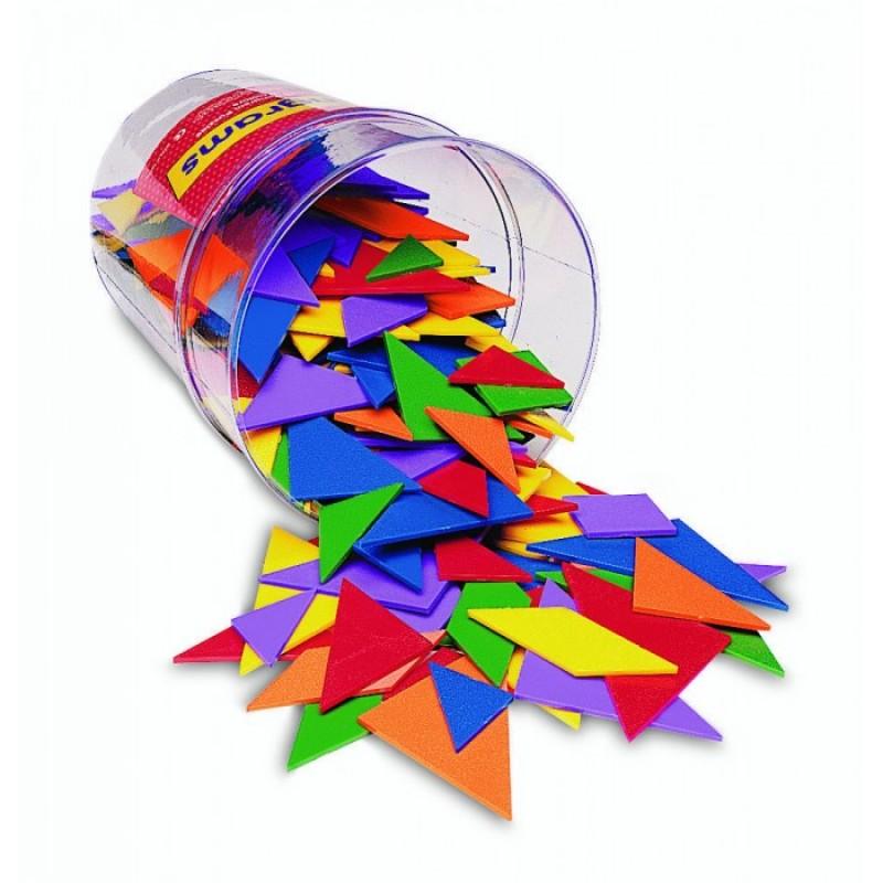Развивающая игрушка Learning Resources Танграм