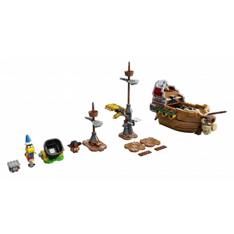 Конструктор Lego Super Mario Дополнительный набор Летучий корабль Боузера