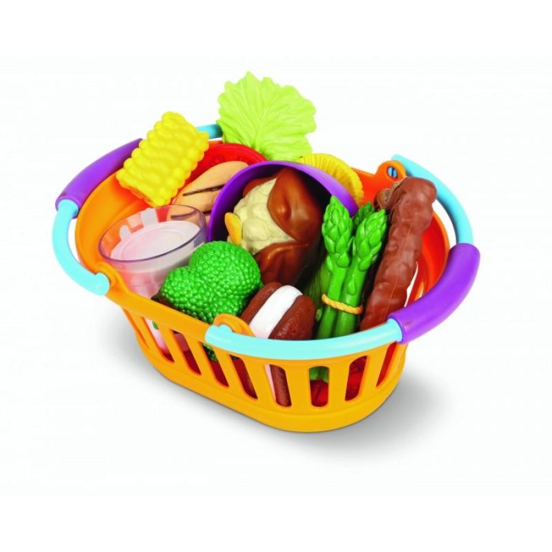 Learning Resources Развивающая игрушка Мы растем Полезный Ужин
